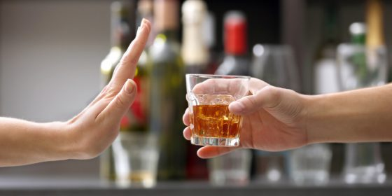 Alcohol intoxication